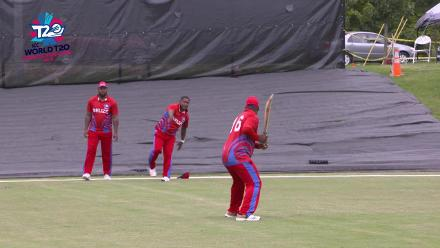 ICC World Twenty20 Americas Qualifier A: Belize v Panama – Pre-game interview (Belize)