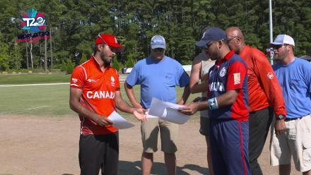 ICC World Twenty20 Americas Qualifier A: Canada v Panama – Panama pre-match