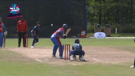 ICC World Twenty20 Americas Qualifier A: USA v Belize – Usman Ashraf claims superb hat-trick