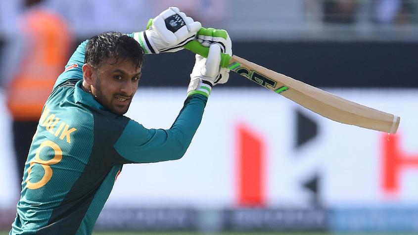 Shoaib Malik has come out trumps against every bowling attack he has faced
