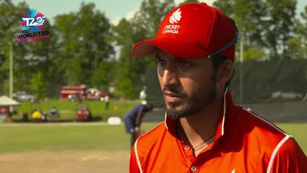 ICC World Twenty20 Americas Qualifier A: Canada v USA – Toss