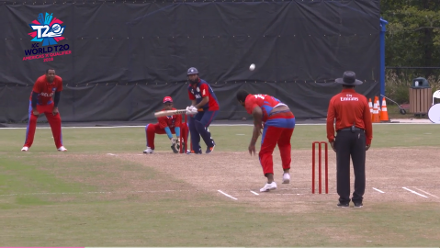 ICC World Twenty20 Americas Qualifier A: Belize v Panama – Highlights