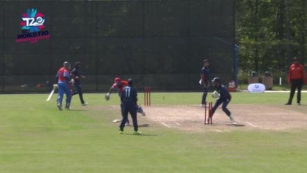 ICC World Twenty20 Americas Qualifier A: USA v Belize – match highlights