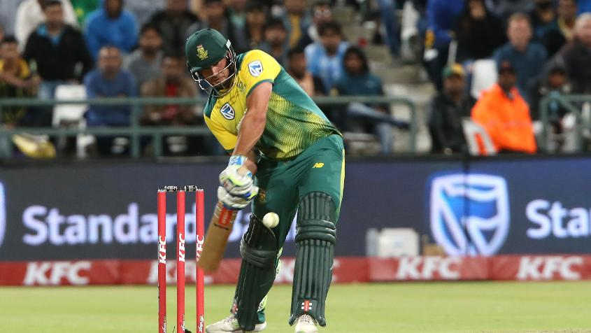 Christiaan Jonker is being tried out in the ODIs with an eye on the World Cup