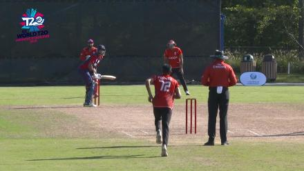 ICC World Twenty20 Americas Qualifier A: Canada v Panama – wicket-keeper Hamza Tariq has a good day