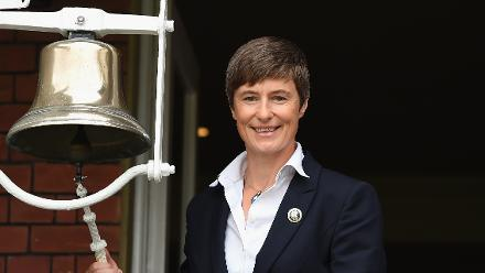 ICC Hall of Fame 2018 - Claire Taylor