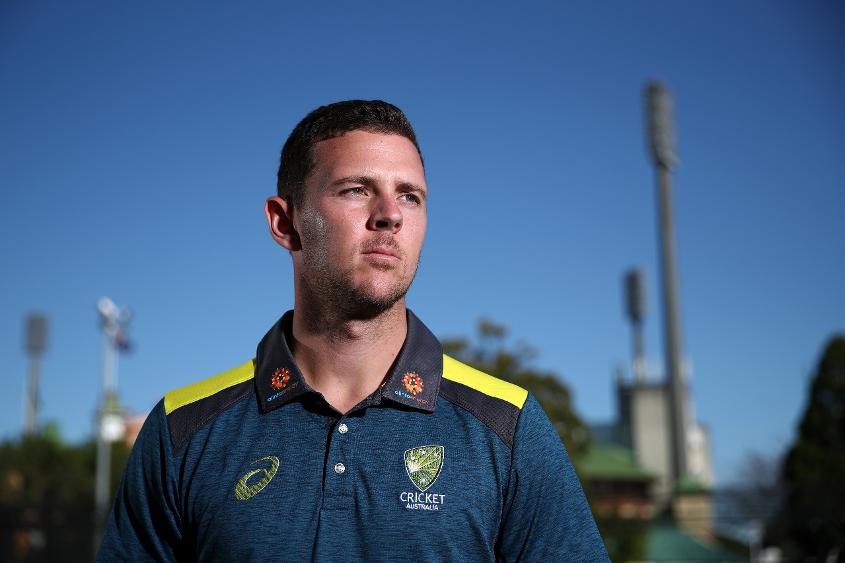 Josh Hazlewood was selected as a joint vice-captain