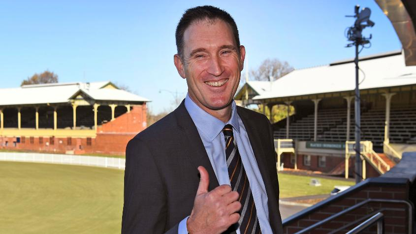 James Sutherland will formally step down later this month