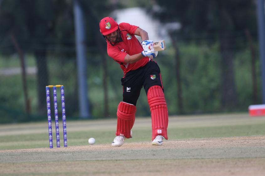 Arjun Mutreja in action