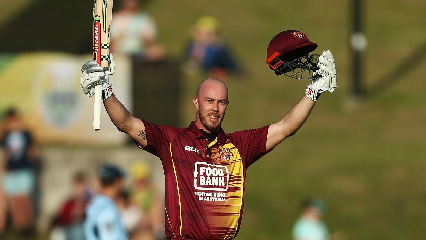 'Chris Lynn has responded well from his shoulder injury and was professional during his rehabilitation' – Langer