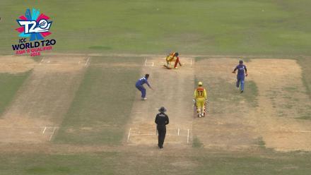 ICC World Twenty20 Asia Region Qualifier B: Thailand's Nopphon Senamontree is the Player of the Match against Bhutan
