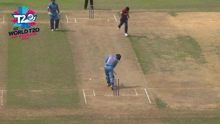ICC World Twenty20 Asia Region Qualifier B: Malaysia v Nepal – Highlights