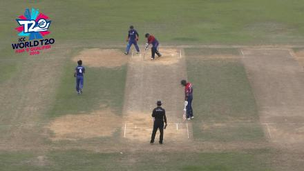 ICC World Twenty20 Asia Region Qualifier B: Thailand's Payuputh Sungnard takes 4/21 against Nepal
