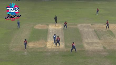 ICC World Twenty20 Asia Region Qualifier B: Nepal's Sandeep Lamichhane takes five wickets for second time in as many games