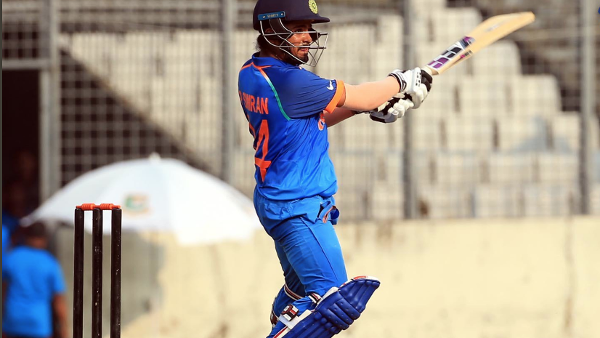 India secure U19 Asia Cup title with defeat of Sri Lanka