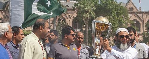 ICC Cricket World Cup 2019 Trophy Tour – Pakistan