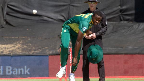 Rabada, Tahir advance in MRF Tyres ICC ODI player rankings