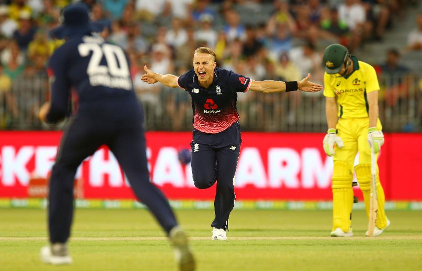 Curran pinpoints his five-for against Australia as showing him he was good enough for the top level
