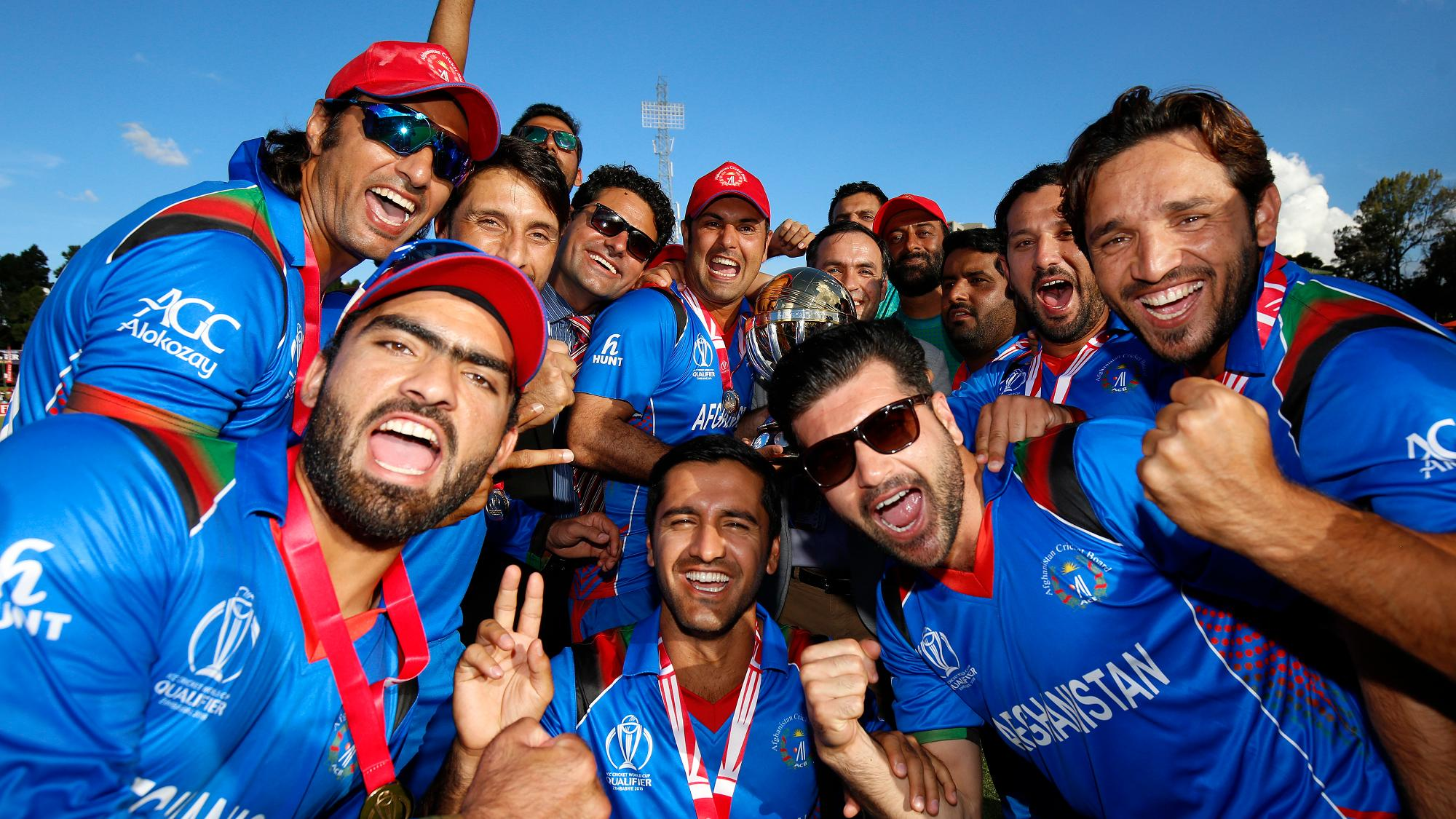 Afghanistan can be World Cup dark horses: Munro