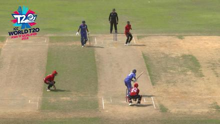ICC World T20 Asia Region Qualifier B: Singapore's Manpreet Singh takes 4/14 in 11 balls against Thailand