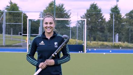 Elena Tice – making history in cricket and hockey
