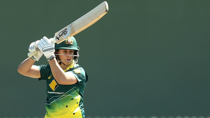 Nicole Bolton, traditionally more of a 50-over player, has been drafted into the side