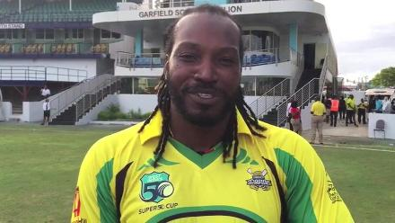 Chris Gayle Wishes Windies Women For Women's #WT20 2018