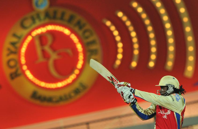 Gayle has represented several T20 franchises worldwide