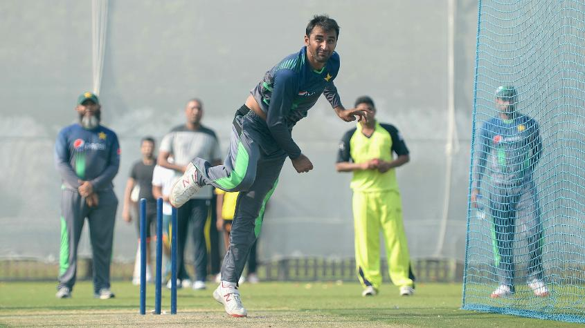 'Now I will try to make this as good a debut as I can and keep contributing to Pakistan's cause'
