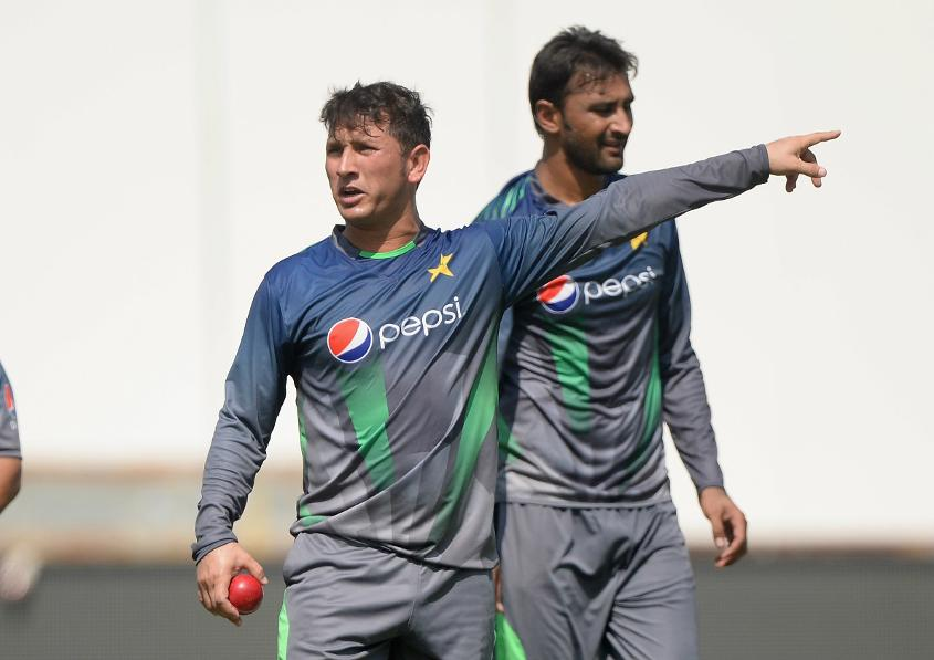 Asif completely overshadowed his spin twin Yasir Shah