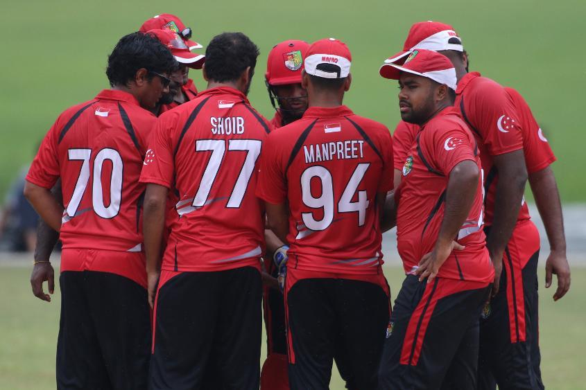 Singapore players convene