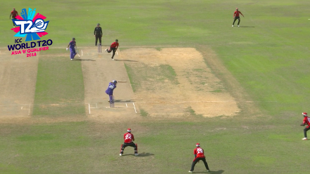 ICC World T20 Asia Region Qualifier B: Singapore v Thailand – Highlights