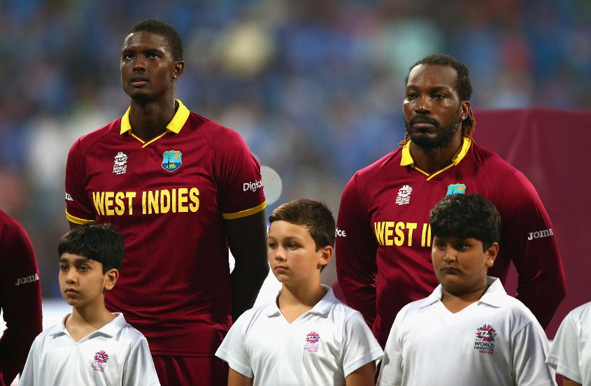 Jason Holder has backed Chris Gayle to play a role for Windies in next year's Cricket World Cup