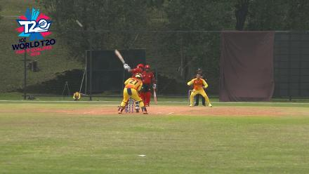 ICC World T20 Asia Region Qualifier B: Singapore v Bhutan – Highlights