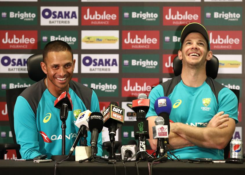 Khawaja and Paine were the heroes of the hour