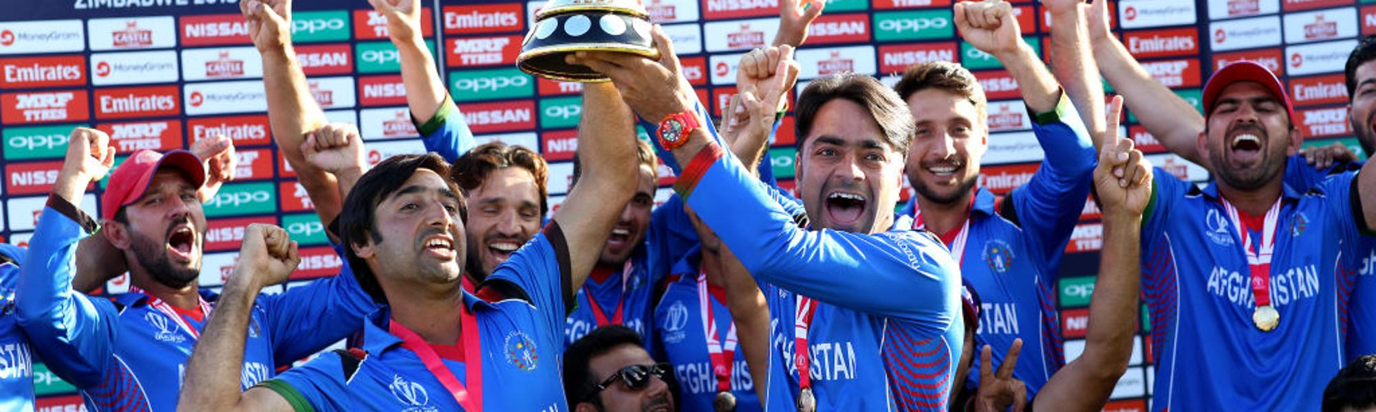 Afghanistan World Cup Qualifier