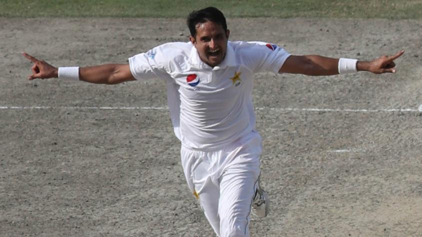 Mohammad Abbas picked up seven wickets in the Dubai match