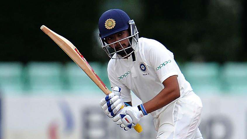 Prithvi Shaw lived up to expectations by scoring 134 in his maiden Test innings