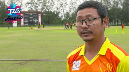 ICC World T20 Asia Region Qualifier B: Interview with Bhutan coach Damber Singh Gurung before game against Myanmar