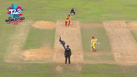 ICC World T20 Asia Region Qualifier B: Myanmar v Bhutan – Highlights