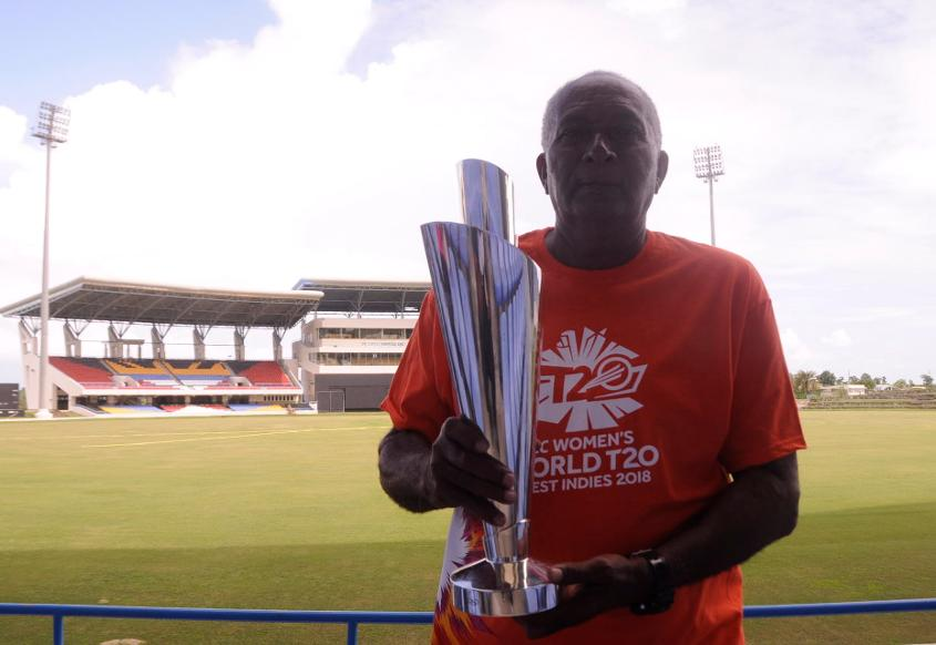 'I would love to see our Windies team reach the semi-finals and move on from there'