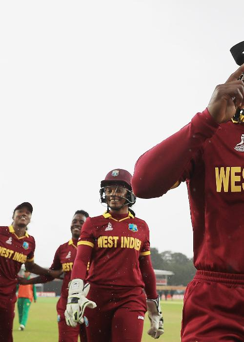 17 – Number of WWT20 sixes hit by Deandra Dottin, a record