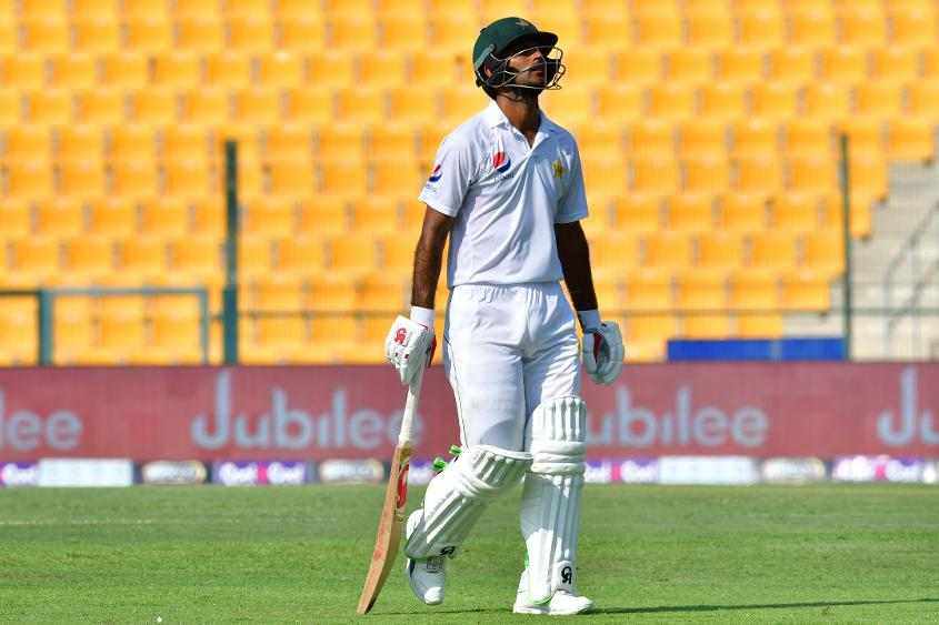 Zaman notched half-centuries in both of his previous Test match innings