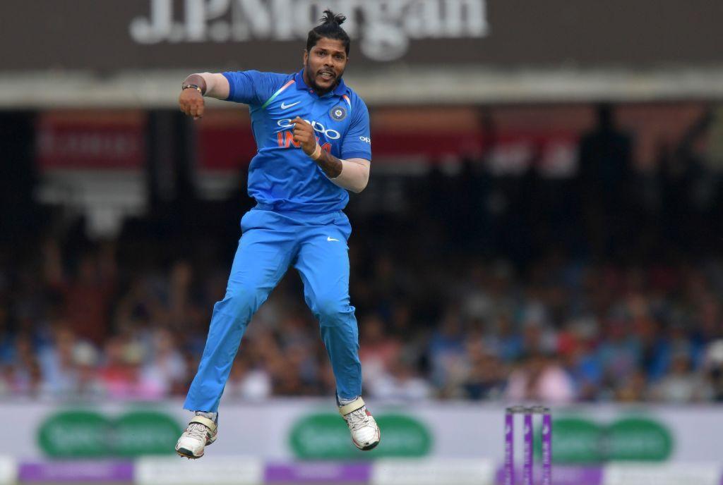 Umesh Yadav replaces Shardul Thakur in India's ODI squad