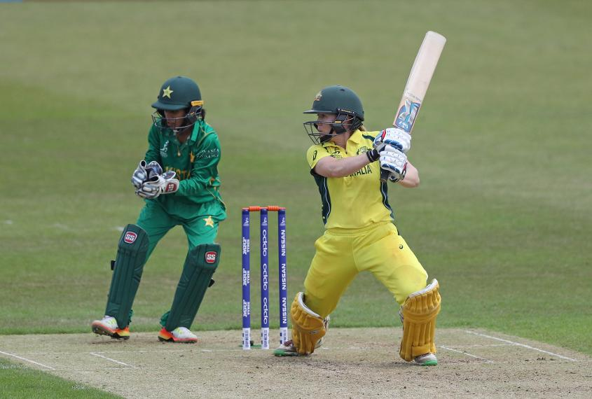 Australia Women v Pakistan Women