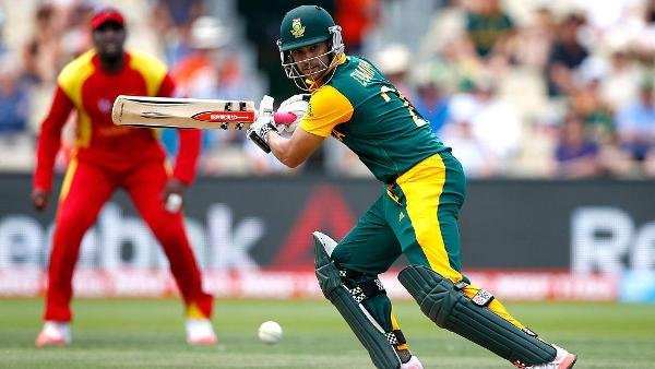 JP Duminy out of South Africa's tour to Australia