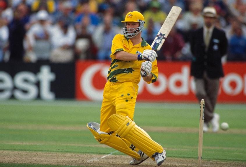 Steve Waugh played a captain's knock against South Africa