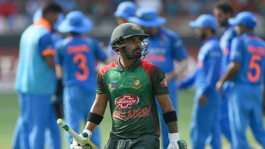 Das' century couldn't help Bangladesh win their first Asia Cup title