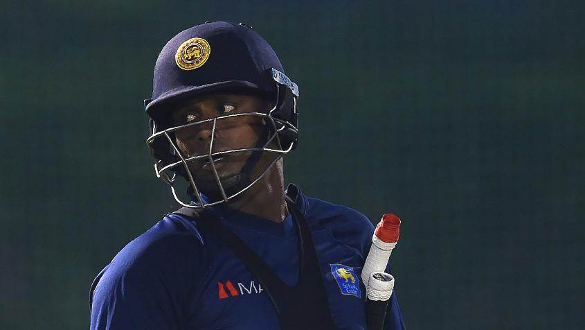 Angelo Mathews' absence has given Shanaka a big opportunity