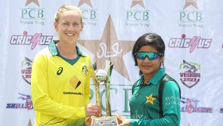 Australia and Pakistan women gear up for action in Malaysia